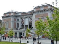 Prado Museum in Madrid